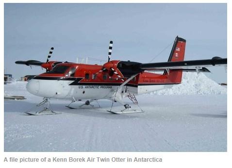 新西兰参与救援失踪飞机