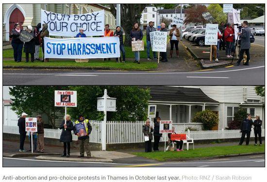 过半新西兰受访者支持堕胎合法化 你怎么看?