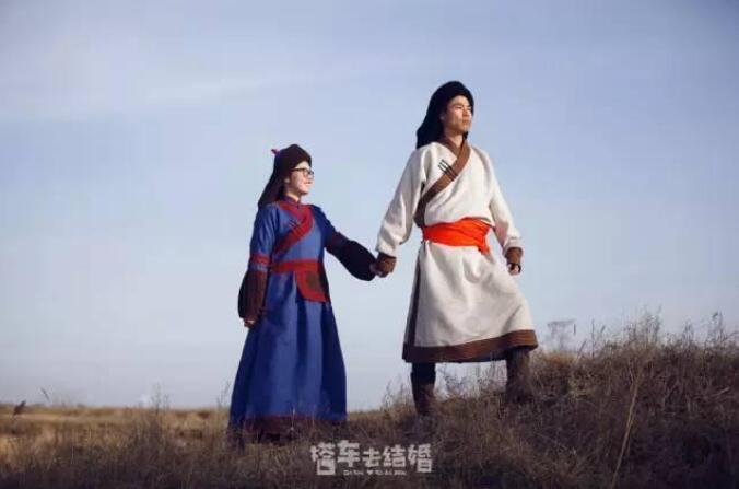 专职结婚 欲拍56个民族结婚照