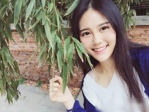 """""""仙气女神""""赖诗滢 她被封为最美留学生(组图)"""