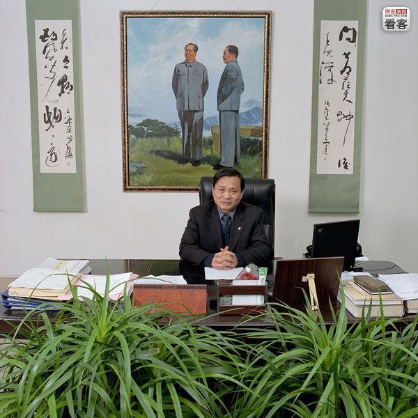 国公务员和办公室(组图)图片